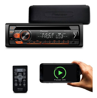 Radio Cd Player Mp3 Deh-s1180ub Fm Usb Aux Pioneer