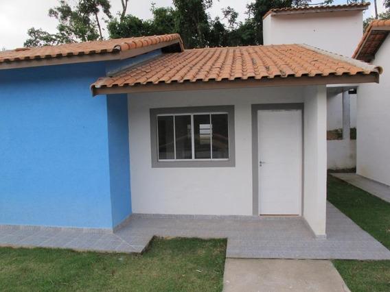 Casa Nova 2 Dorm À Venda, 58 M² Por R$ 190.000 - Bahamas - Vargem Grande Paulista/sp - Ca4446