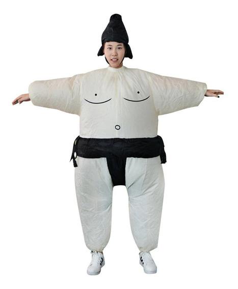 Inflable Sumo Vestido De Hombre Y Mujer De La Suite De Gorda
