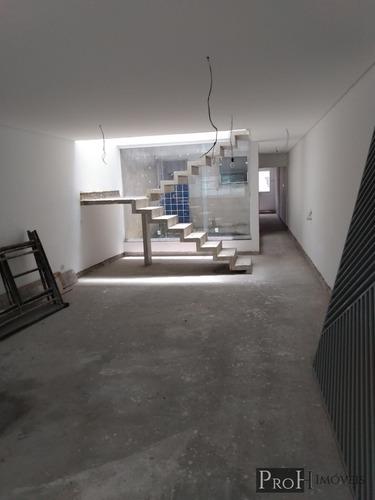 Imagem 1 de 13 de Sobrado 310m², 3 Suítes E 6 Vagas - R$ 968.000,00