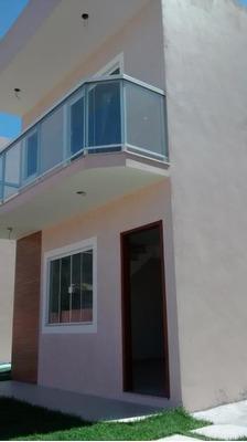 Linda Casa Duplex Individual, Em Condomínio Fechado !!! - 2030