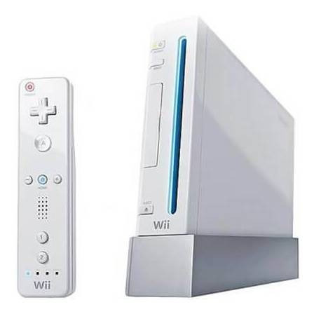 Nintendo Wii + Guitar Hero + Leitor Dvd + 10 Jogos