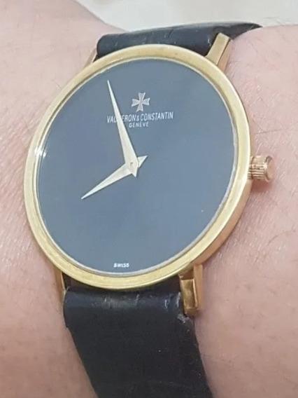 Relógio Em Ouro 18k 750 Vacheron Constantin Original