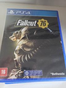 Jogo Fallout 76 Ps4
