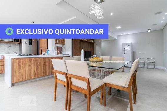 Apartamento No 4º Andar Com 3 Dormitórios E 2 Garagens - Id: 892973658 - 273658