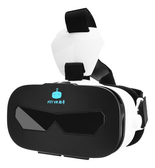 Fiit Vr Óculos 3d Virtual Realidade Headset Cartolina Vr Cap