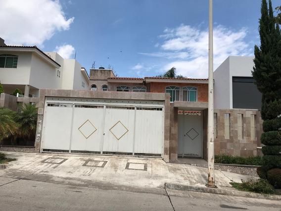 Casa En Renta Dentro De Bugambilias, Zapopan