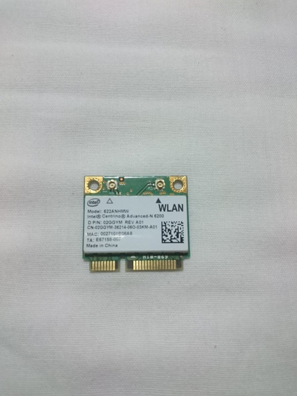 Placa Wireless Wifi Netbook Dell Studio 1458