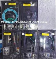 bcf5a49a277 Caixa De Luz 4 Medidores - Padrão Bandeirantes