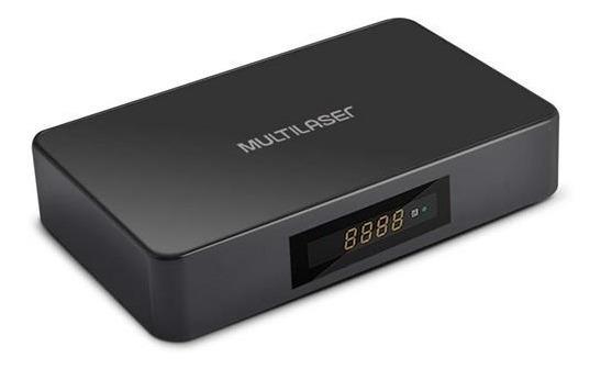 Smart Tv Box Hibrido Android + Conversor 1gb Ram 8gb