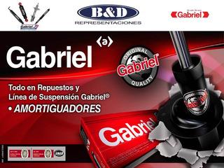 Amortiguadores Gabriel