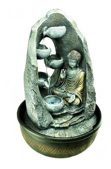 Fuente De Agua Buda Deco Moderno Zen Feng Shui 306.1161054al