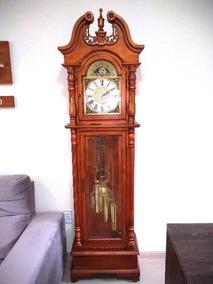 Relógio De Coluna Carrilhão Pedestal Melodia Westminster Usa