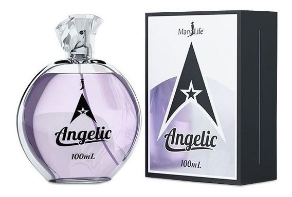 Perfume Angelic Feminino Mary Life 100 Ml