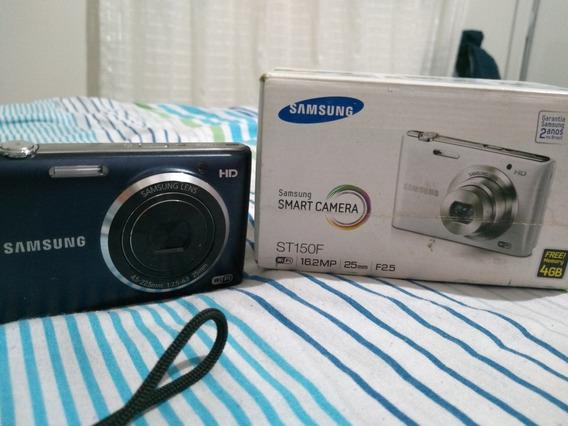 Vendi Câmera Fotográfica Com Wi-fi Samsung
