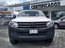 Volkswagen Amarok 2.0 Entry Mt 2017
