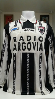 Camisa Futebol Aarau Suica Preparada Jogo
