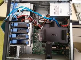 Servidor Dell Poweredge T110 - 16 Gb Ram - 3 Hds 250 Gb Cada