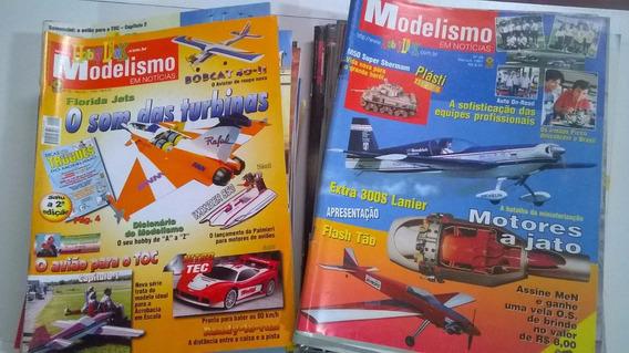 Revista Hobbylink Modelismo Em Noticias (aeromodelismo)