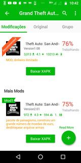 Vendo App De Abaixa Jogos E App Pagos De Graça
