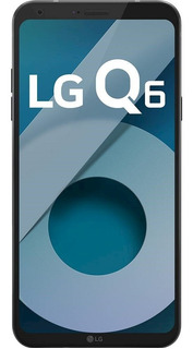 Smartphone Lg Q6 Dual Chip 32gb Tv Android 7.0 Nf-e  Vitrine