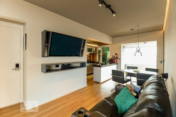 Apartamento Para Aluguel - Tatuapé, 1 Quarto, 72 - 893050727