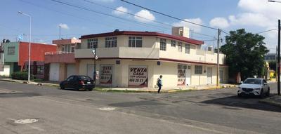Venta De Locales Y Casa En San Manuel, Puebla, Puebla.