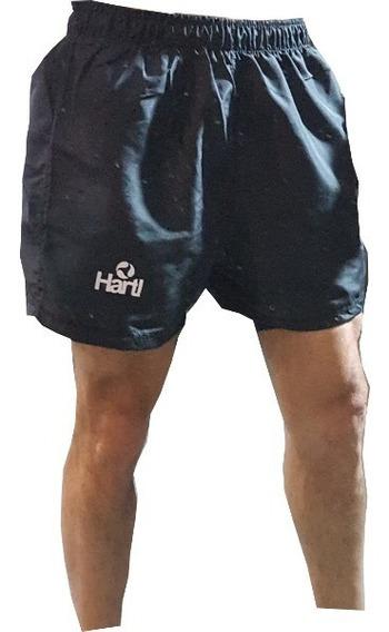 Id214 Short Pantalon Corto Hartl Black Night