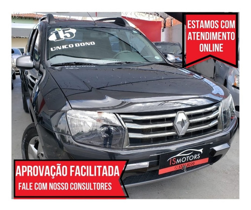 Duster Tech Road Ii 4x2 Automatico  Unica Dona Impecavel