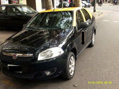 Imagen 1 de 9 de Ex Taxi Fiat Siena  Compro Contado