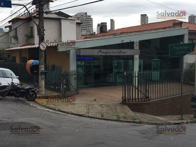 Comercial Para Aluguel, 0 Dormitórios, Aclimação - São Paulo - 4933