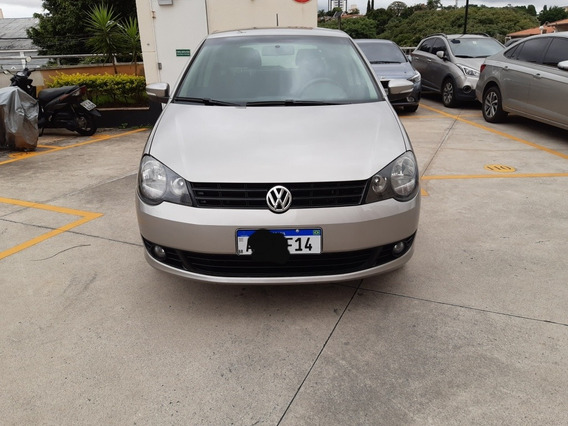 Volkswagen Polo 1.6 Vht Total Flex 5p 2013