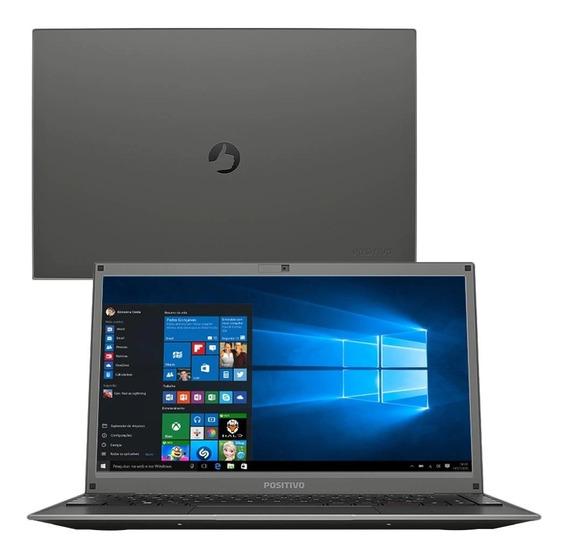 Notebook Positivo Master Intel Dual 4gb 500gb Promoção