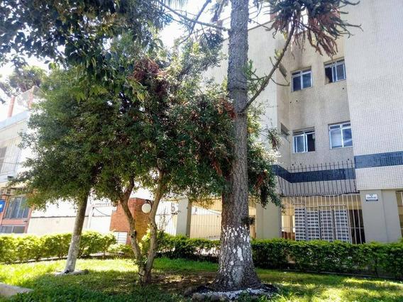 Villarinho Imóveis Vende Excelente Apartamento 01 Dormitório Semi Mobiliado - 02 Quadras Barra Shopping No Bairro Cristal - R$ 175.000,00 - Ap1565