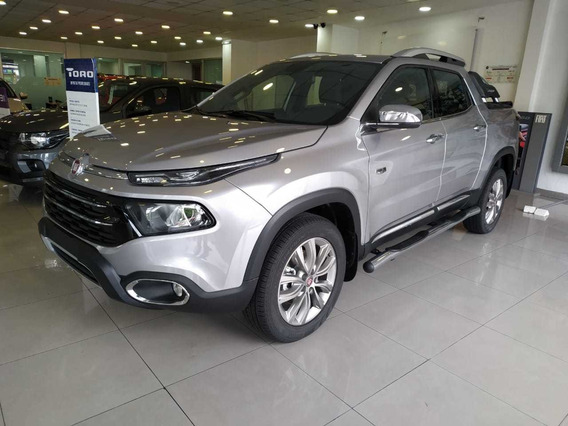 Fiat Toro Ranch 2.0 4x4 At9 Contado 2020