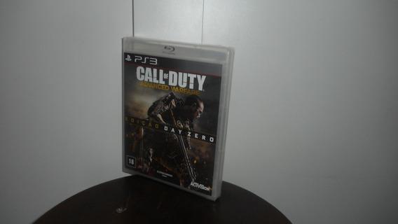 Call Of Duty Advanced Warfare Ps3 Mídia Física Novo Lacrado