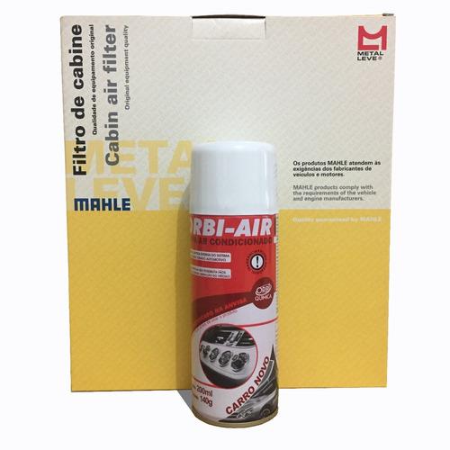 Imagem 1 de 1 de Filtro Ar Condicionado Fiat Idea 1.8 16v Elx Flex 2010