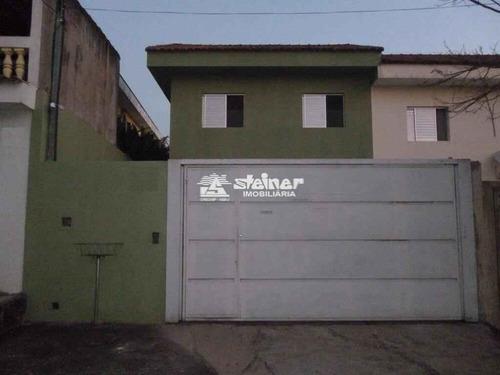 Imagem 1 de 15 de Venda Sobrado 3 Dormitórios Vila Bauab São Paulo R$ 410.000,00 - 34913v