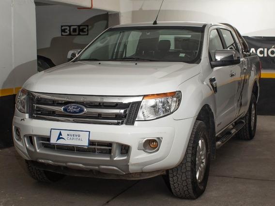 Ford Ranger Xlt Duratec 4x4 Diesel 3.2 2015