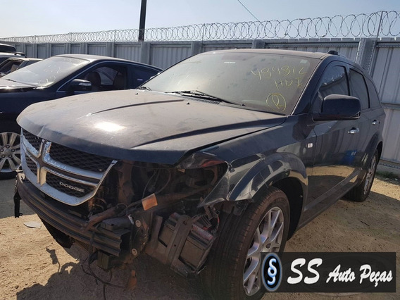 Sucata Dodge Journey 2012 - Somente Retirar Peças