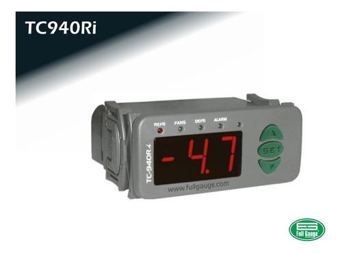 Controlador Temperatura Tc940 Ril Full Gauge 12/24 Vcc/vca