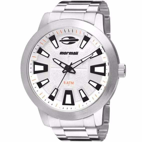 Relógio Masculino Mormaii Mo2035cz/3a - Loja Oficial Clocke