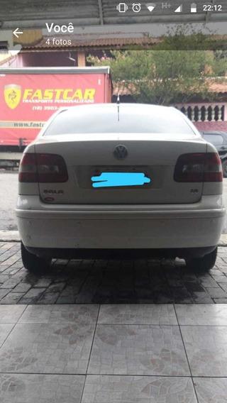 Volkswagen Polo 2005 1.6 Total Flex 5p