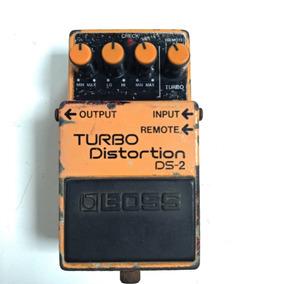 Pedal De Guitarra Boss Ds-2 Turbo Distortion Usado