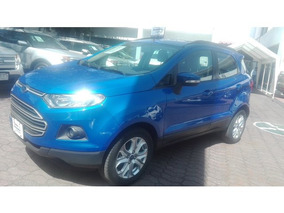 Ford Ecosport Trend Mt 2015 Seminuevos