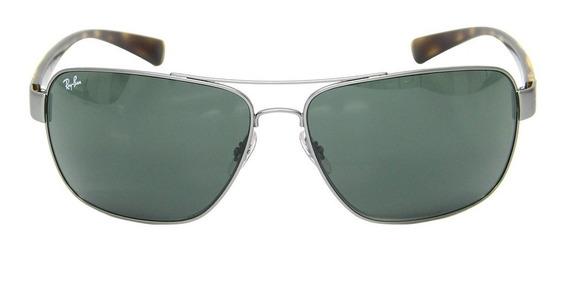Óculos De Sol Masculino Ray Ban Rb 3567 Original