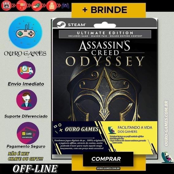 Assassins Creed Odyssey Ultimate Edition Pc Steam Original 2