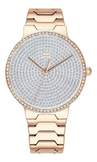 Reloj Tommy Hilfiger 1781999 36mm Plateado Otros Fossil, Mk