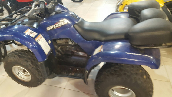 Yamaha Agrario Parrillero Gryzly 2009