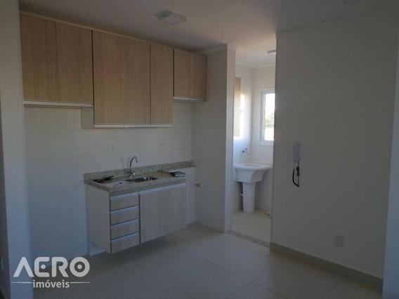 Apartamento Residencial Para Locação, Jardim Brasil, Bauru. - Ap1070